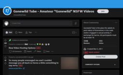 /r/GoneWildTube