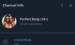 Perfect Body (18+)