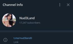 Nud3Land