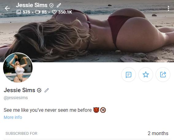 JESSIE SIMS
