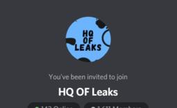 HQ OF Leaks