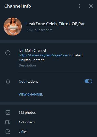 LeakZone Celeb