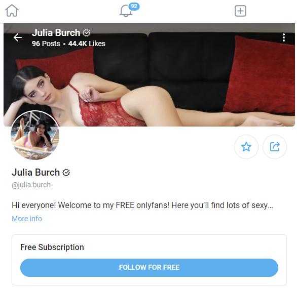 Julia Burch