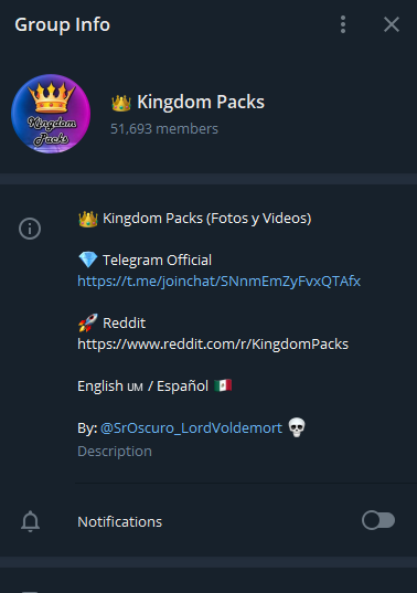 Kingdom Packs