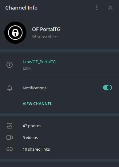OF PortalTG