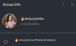 Anisa Jomha
