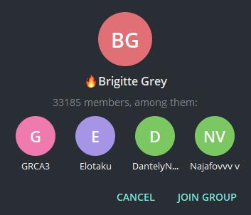 Brigitte Grey